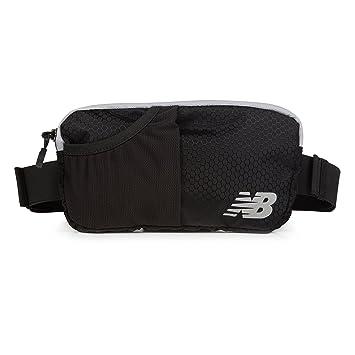 c0b0f691a4 New Balance Performance Waist Pack, Black, One Size: Amazon.co.uk ...
