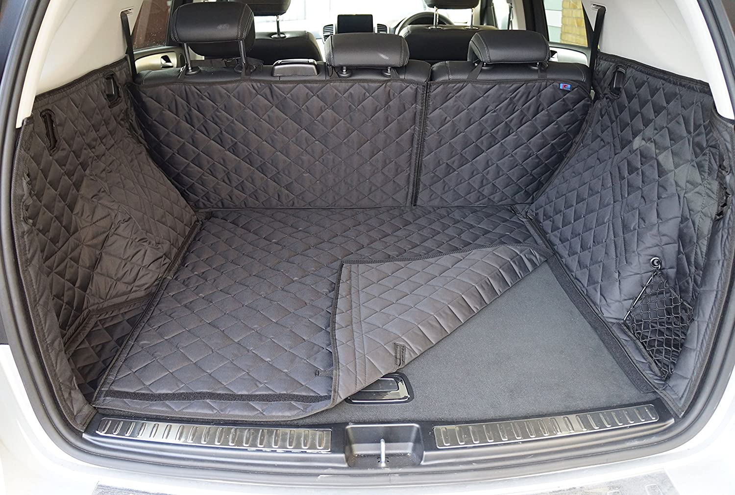 2015-DATE Tailored Waterproof Quilted Boot Liner Mercedes GLE