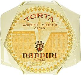 Pasticcerie Nannini Torta Agrumi Ciliegie e Cacao - 450 G