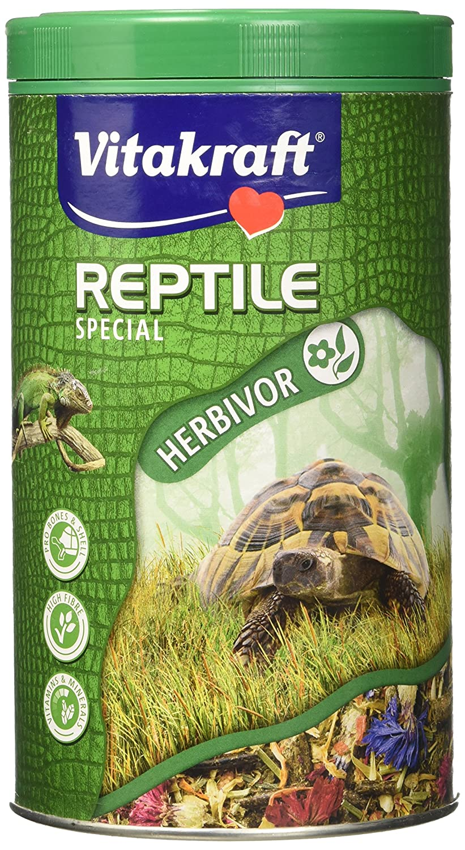 VITAKRAFT Reptile Spezial - 1 l (Turtle Spezial) B2_0703504