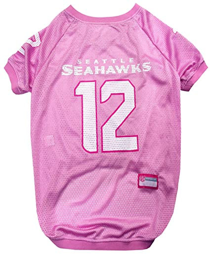 the latest 12d33 a6c09 Pets First NFL Pink PET Apparel. Jerseys & T-Shirts Dogs & Cats Available  in 32 NFL Teams & 4 Sizes. Licensed, Cute pet Clothing All NFL Fans