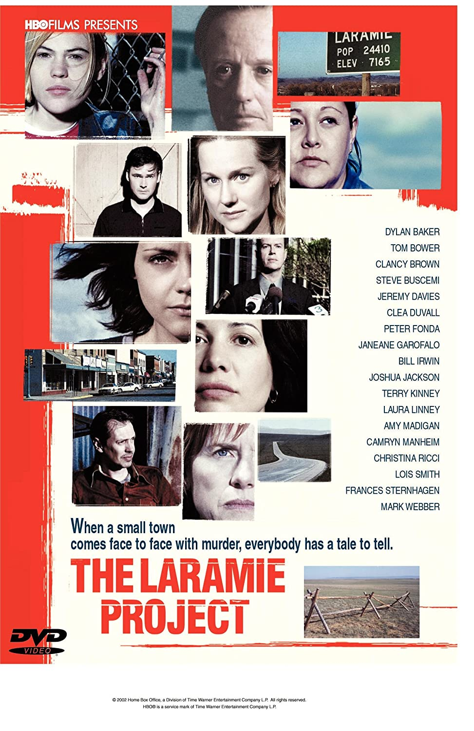 The Laramie Project (Widescreen/Full Screen) Moisés Kaufman Ross Katz Anne Carey Ted Hope