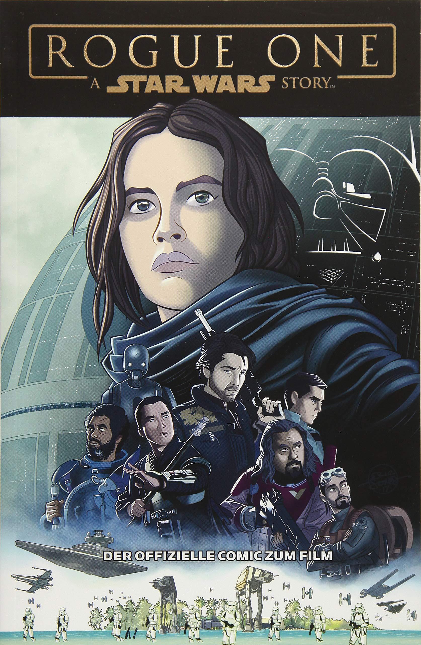 Star Wars: Rogue One: Die Junior Graphic Novel