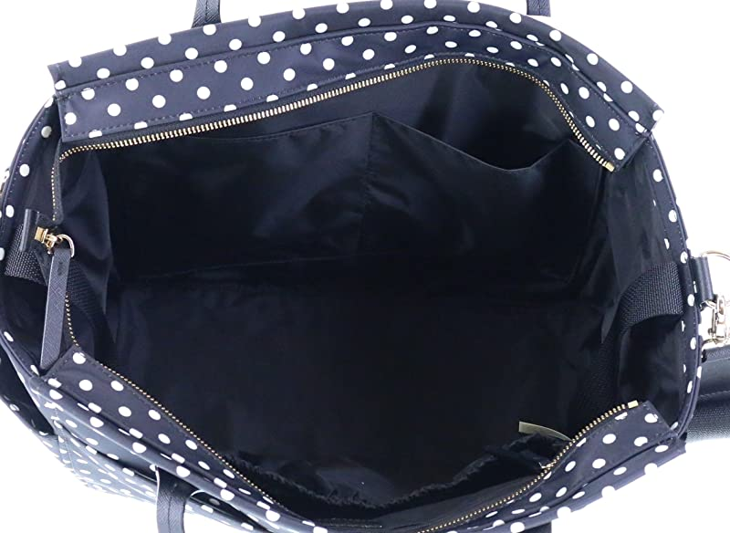 Kate Spade New York Diaper Bag inside