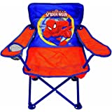 Marvel Spiderman Fold N' Go Chair
