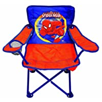 Marvel Spiderman Fold N' Go Chair