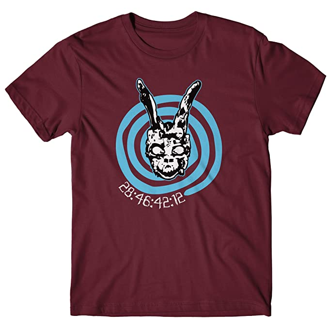 Spiral Shirt Darko Lamaglieria T Maglietta Cult Donnie Uomo deCoWBxr