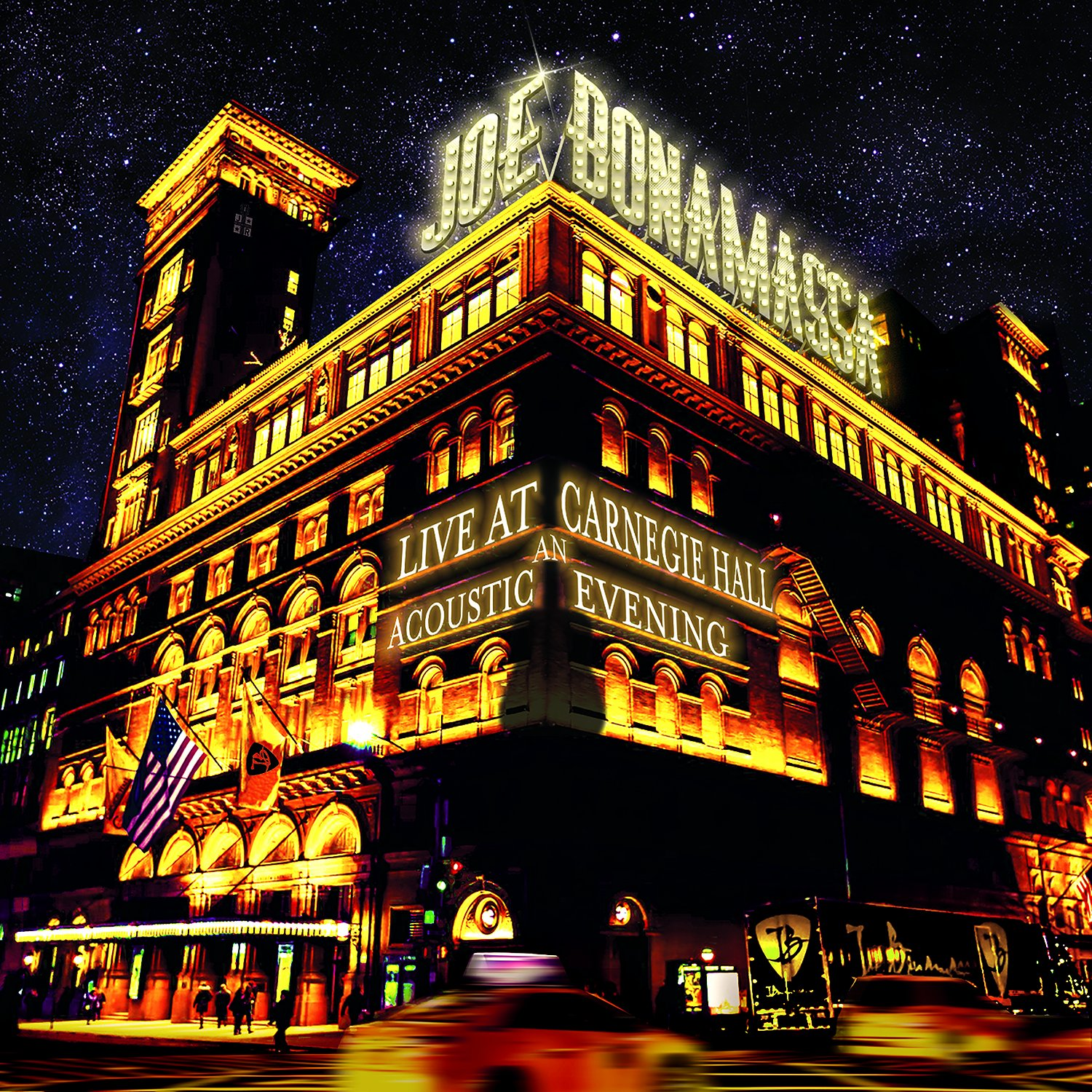 Live At Carnegie Hall - An Acoustic Evening [2 CD] by J&R Adventures (Image #1)