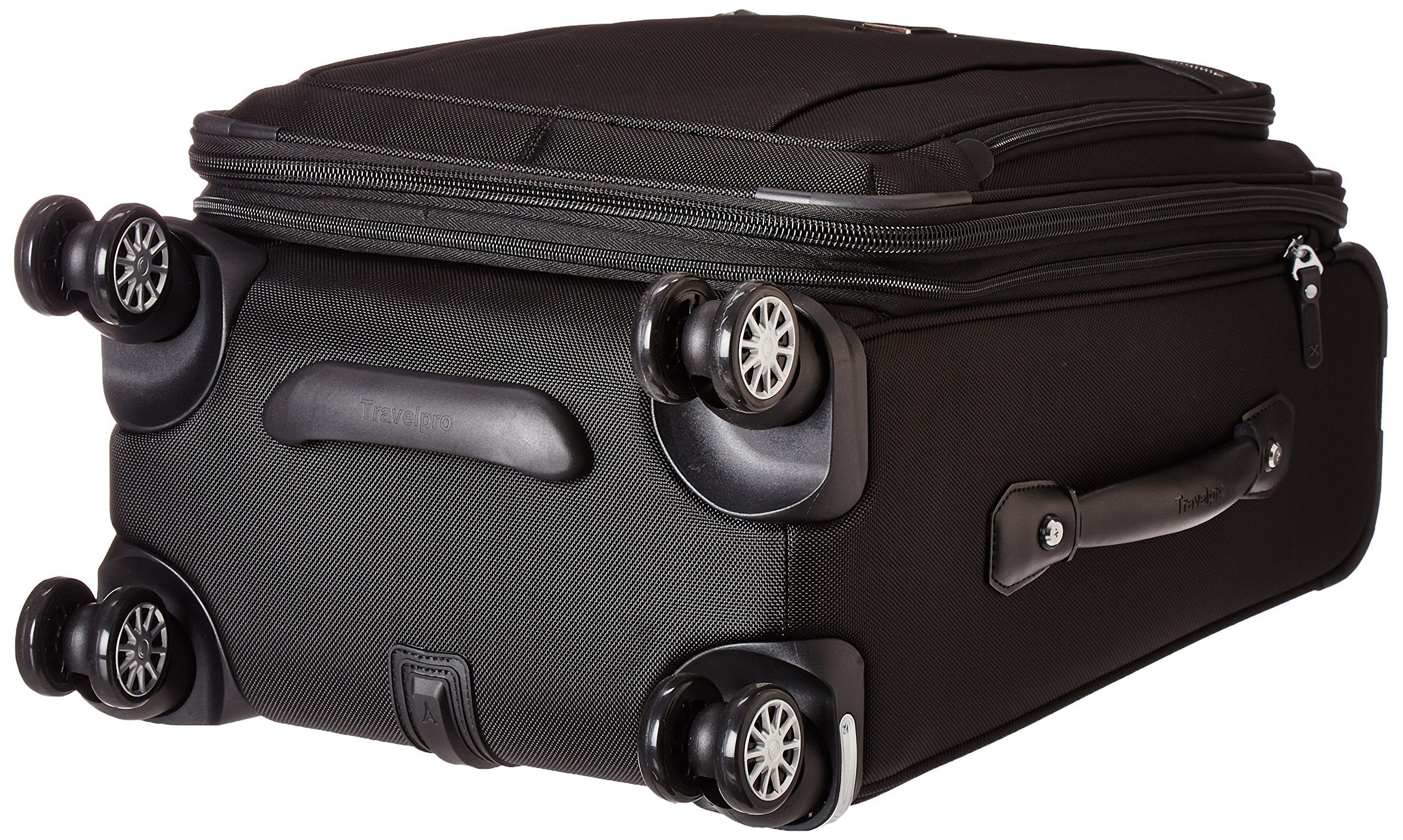 "Travelpro Platinum Magna 2  20"" Expandable Business Plus Spinner, Black by Travelpro (Image #4)"