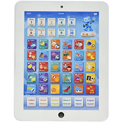 Jupiter Creations My Smart Tablet, Large: Toys & Games