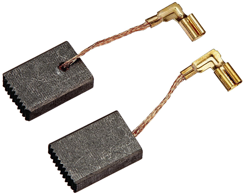 Balais de charbon pour moteur /électrique 14 mm x 8 mm x 6 mm Lot de 2 pi/èce de rechange