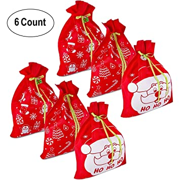 Amazon.com: 6 Giant Christmas Gift Bags 36\