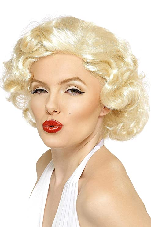 Perruque Marylin Monroe Blonde: Smiffys: