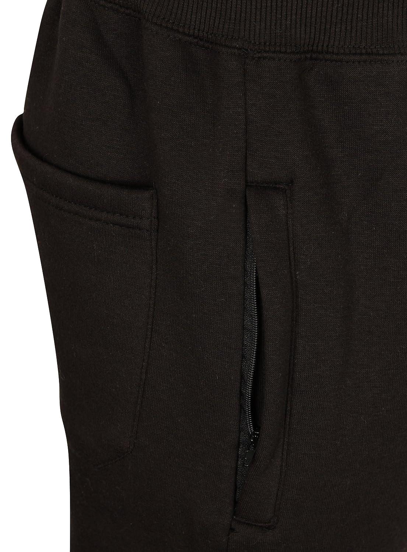 Fabrica Fashion - Chándal - para Hombre Gris Negro Medium: Amazon.es: Ropa y accesorios