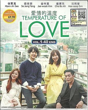 Amazon com: TEMPERATURE OF LOVE - COMPLETE KOREAN TV SERIES