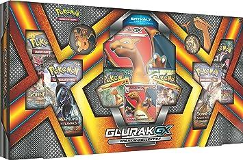 Pokémon Glurak-GX Colección Premium: Amazon.es: Juguetes y ...