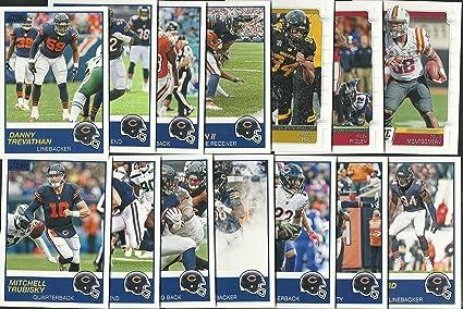low priced 52f0c 1b1ca 2019 Panini Score Football Chicago Bears Team Set 14 Cards W ...