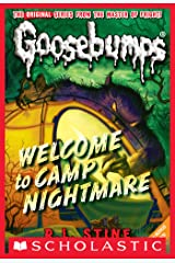 Welcome to Camp Nightmare (Classic Goosebumps #14) Kindle Edition