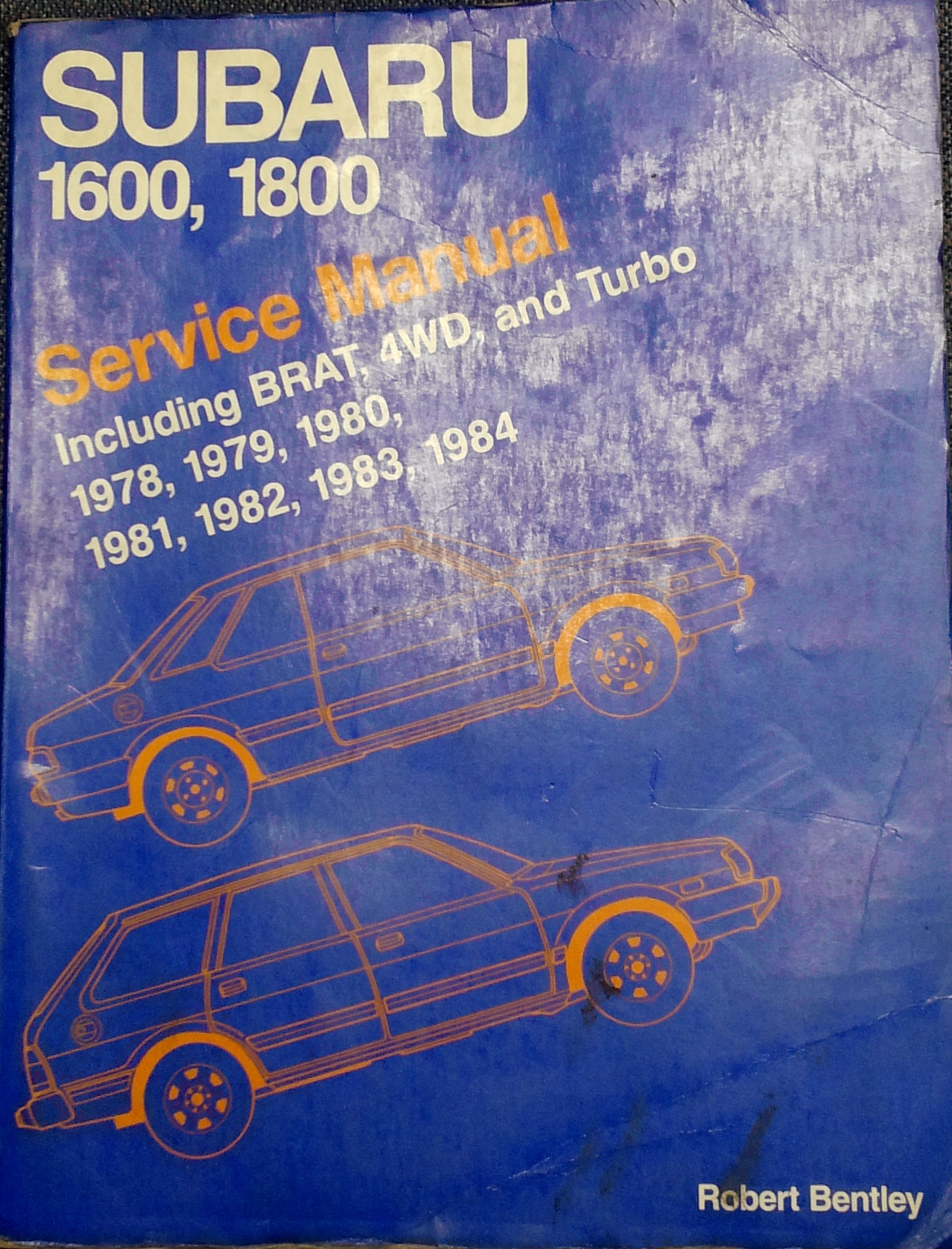 Subaru Brat Service Manual Baja Turbo Wiring Schematic 1600 1800 Including 4wd And 1978 Rh Amazon Com Brumby Pdf