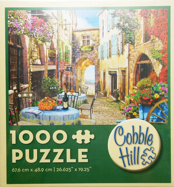 1000-Piece Puzzle Cobble Hill French Village