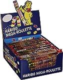 Haribo Mega Roulette Frutta - 40 pacchetti da 45g