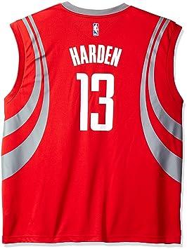 Adidas - Camiseta de Manga Corta para Hombre, diseño de NBA, Hombre, 7818, Road, XX-Large: Amazon.es: Deportes y aire libre
