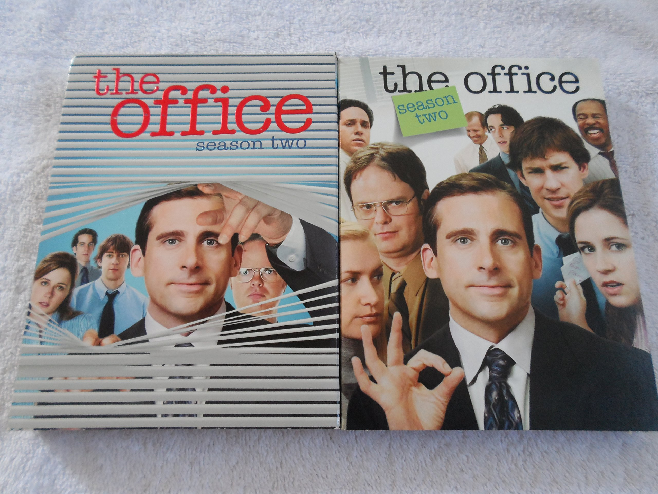DVD : The Office: Season Two (Widescreen, , Dolby, AC-3, Digipack Packaging)