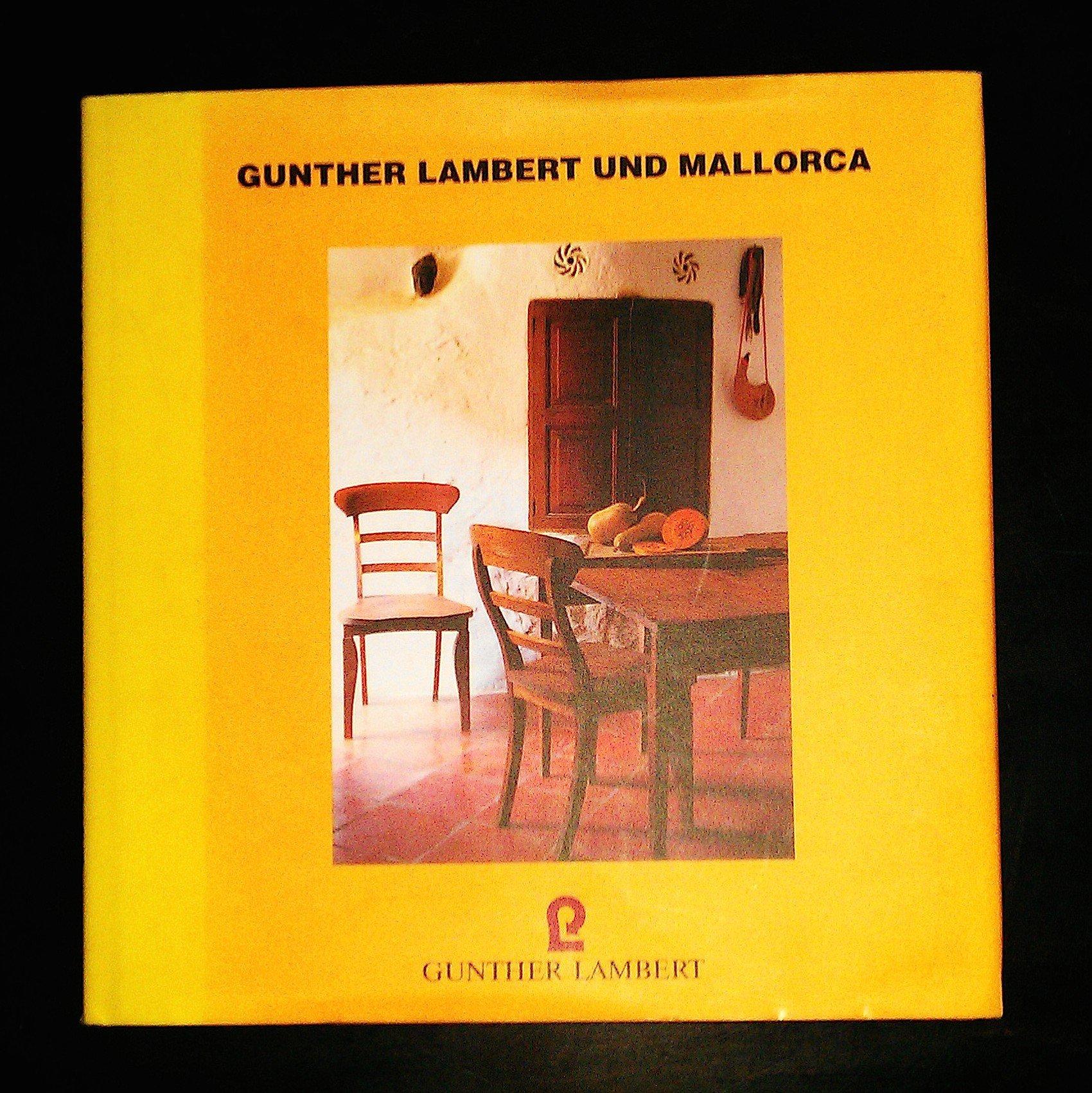 Gunther Lambert und Mallorca ( gebundene Ausgabe ): Amazon.de ...