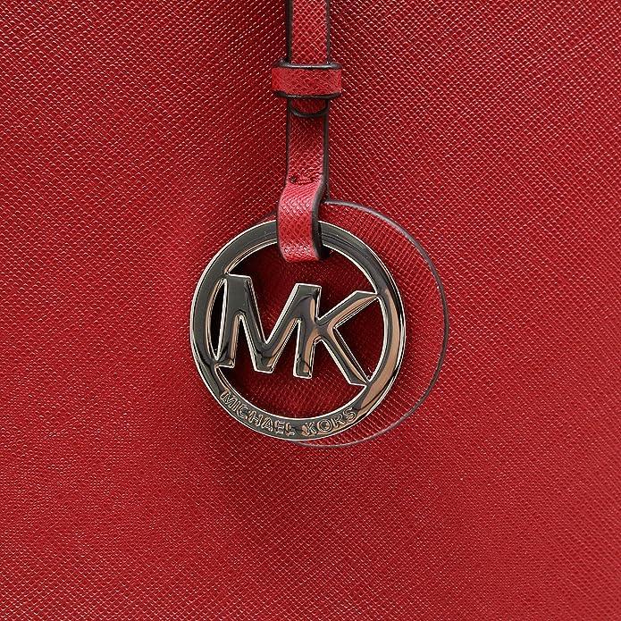 Michael Kors Jet Set Travel Medium Top Zip Multifunction Tote, Bolso Totes para Mujer, Negro 30x15x39 cm (W x H x L)