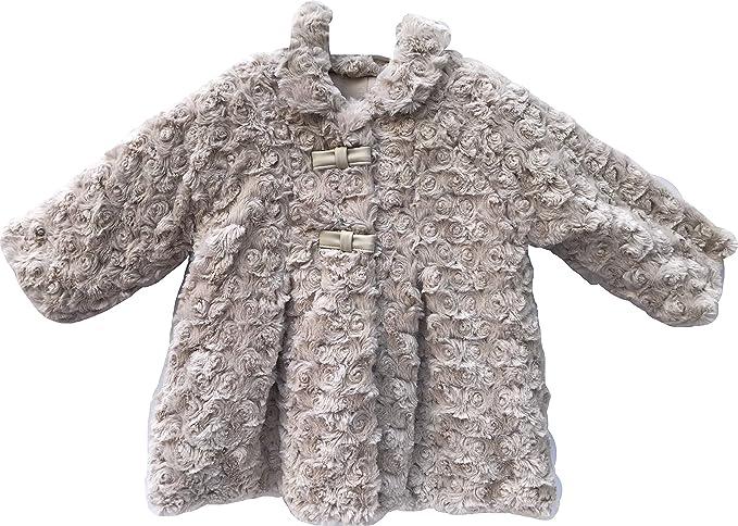 mayoral chaqueta pelo beige niña 4-6 m: Amazon.es: Ropa y ...