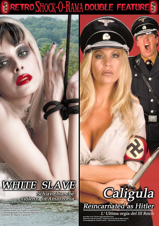 Caligula Reincarnated As Hitler/White Slave Double Feature: Amazon.ca: Elvire  Audray, Will Gonzales, Cesare Ca-nevari Mario Gariazzo: DVD