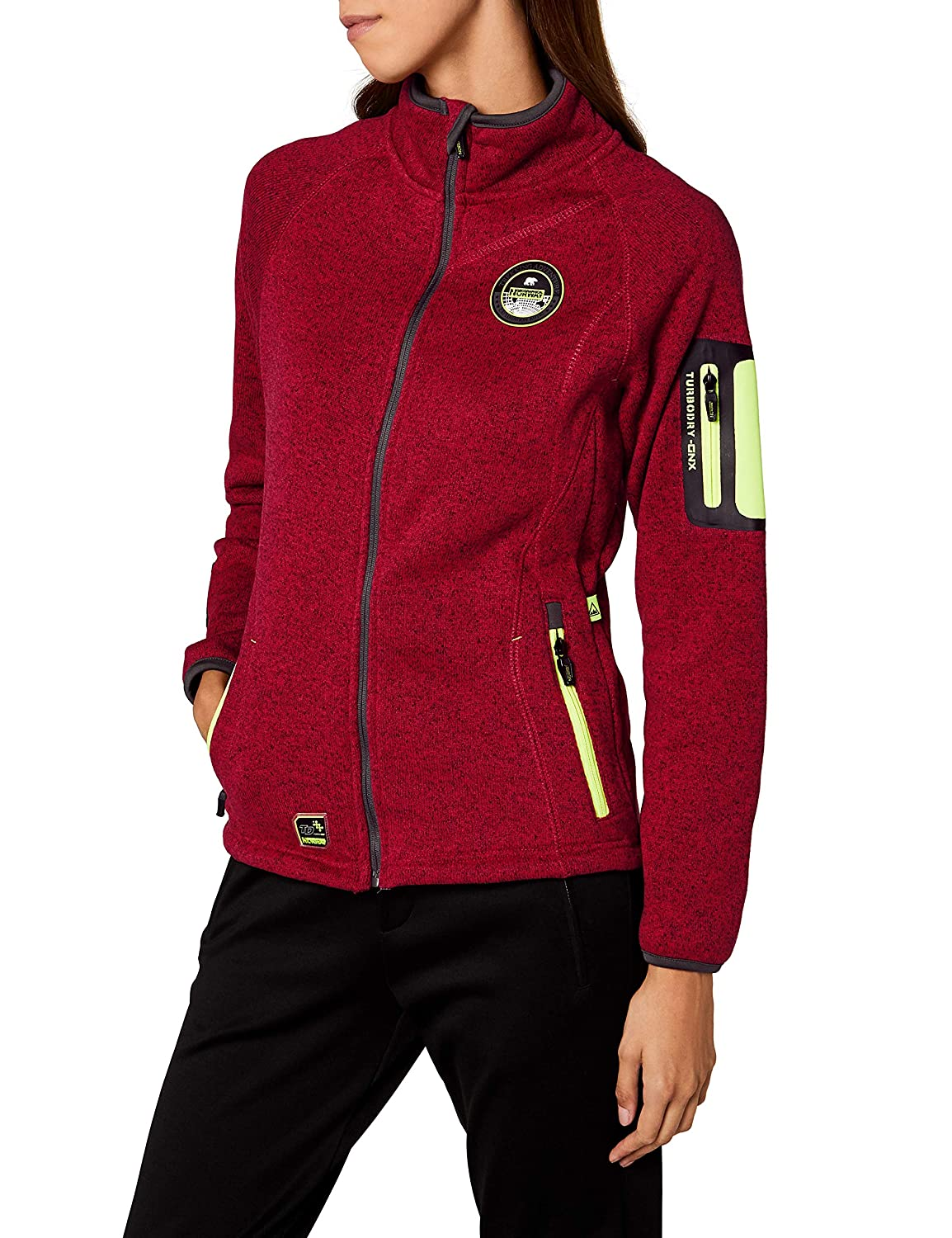 Geographical Norway Trapeze Lady Chaqueta para Mujer