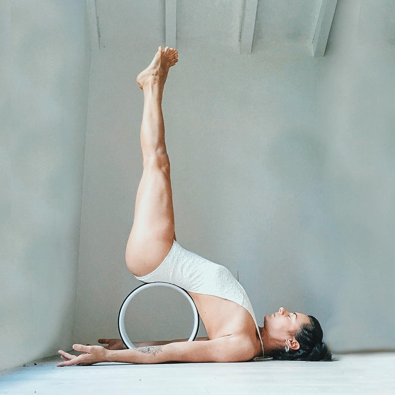 Yoga Wheel© - Happy (colores) + Guía de uso en PDF - el ...