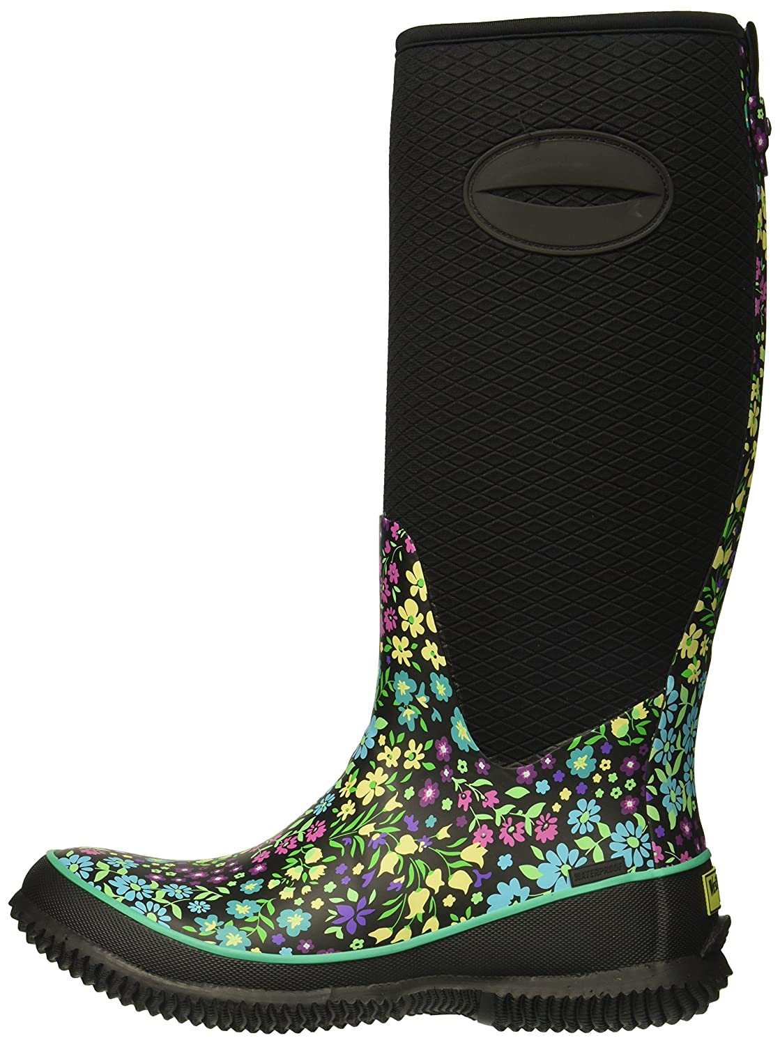 Western Chief Memory Women's Cold Rated Neoprene Memory Chief Foam Snow Boot B01MY8VGG0 11 B(M) US|Blooming Garden 7cb487