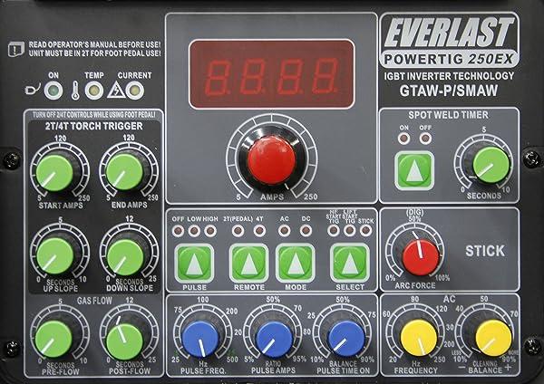 Everlast 250ex