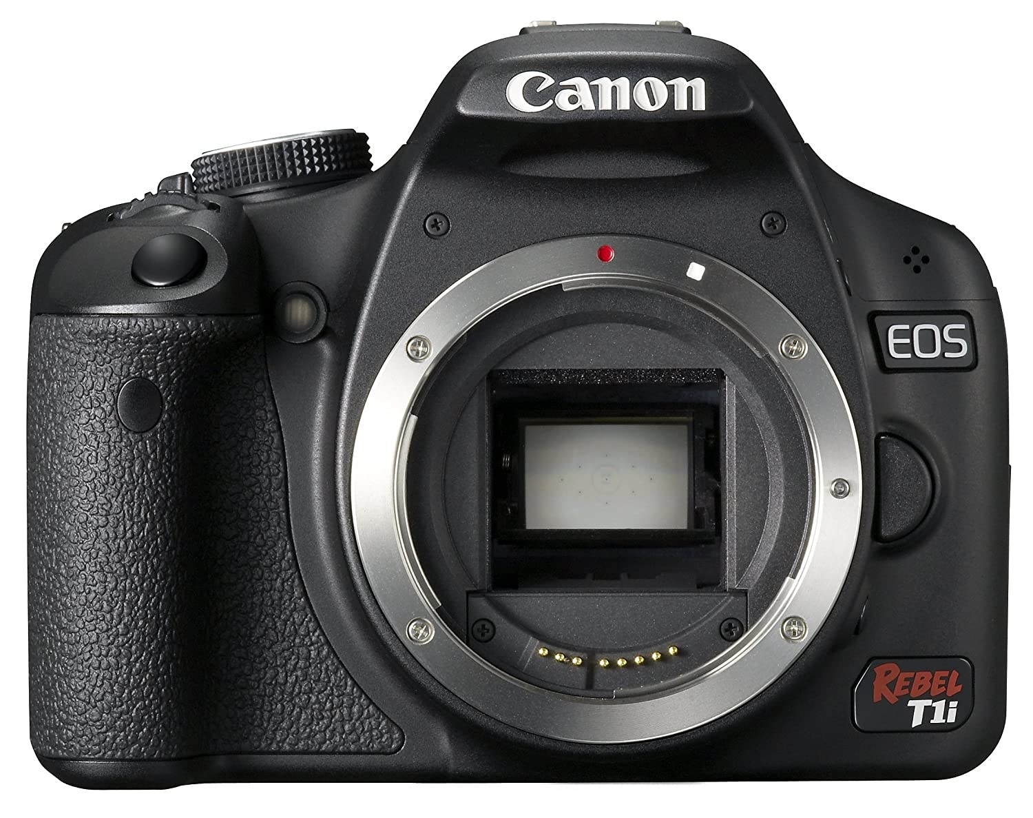 Amazon.com : Canon EOS Rebel T1i 15.1 MP CMOS Digital SLR Camera with  3-Inch LCD (Body Only) : Camera & Photo