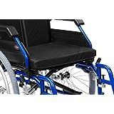"""Drive Canvas Wheelchair Cushion (L16"""" X W20"""" X D2"""" )"""