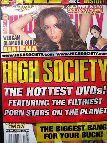 Whats the filthiest porn magazine