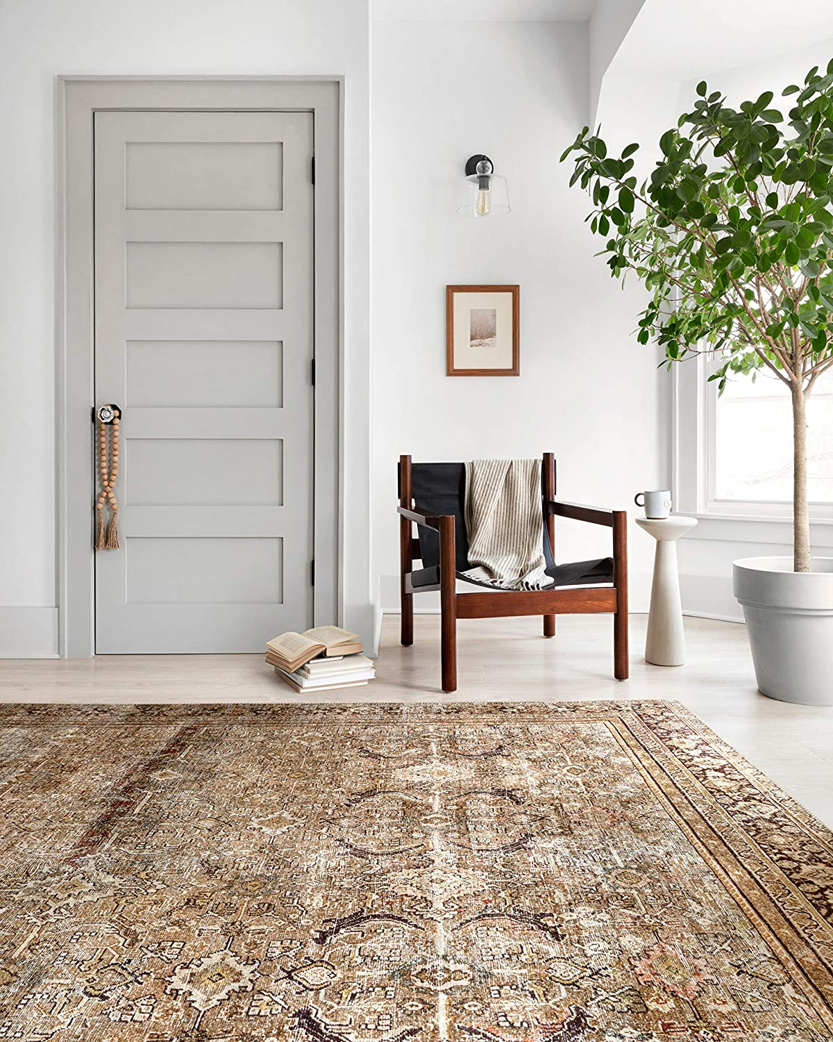Shop Loloi II Layla Collection Printed Area Rugs from Amazon on Openhaus