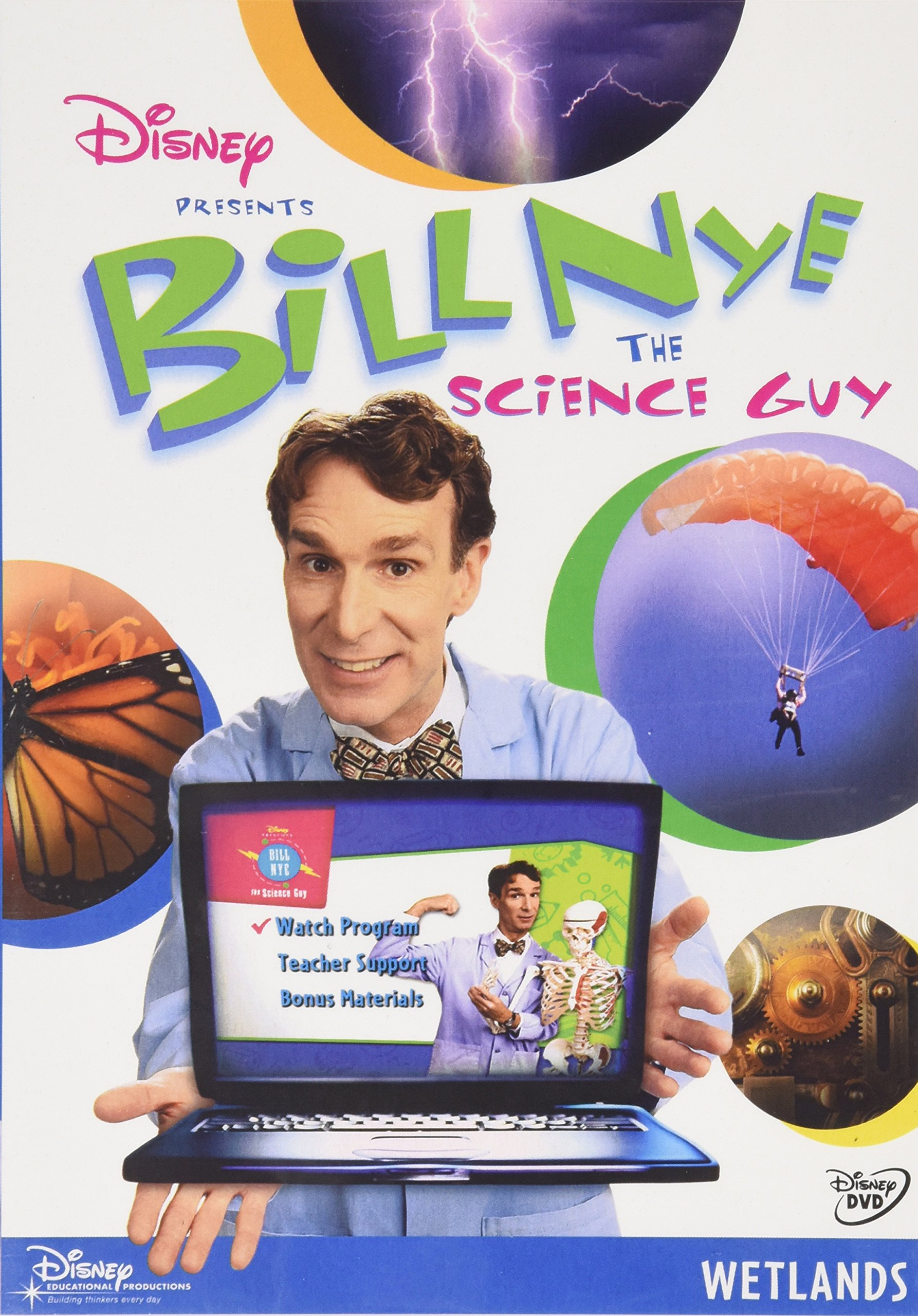 Bill Nye the Science Guy: Wetlands