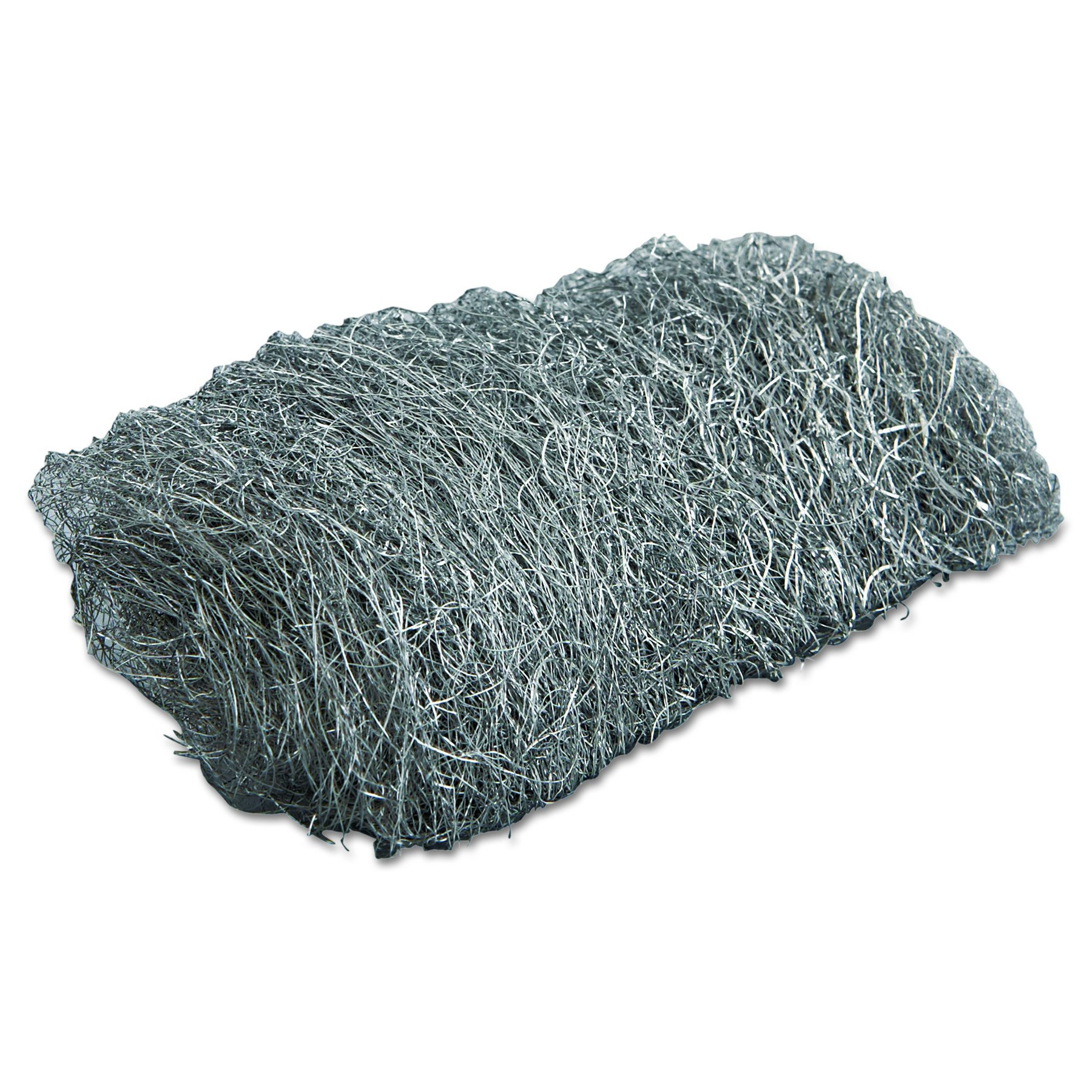 Global Material Technologies GMT 117006 Coarse Grade 3 Industrial-Quality Steel Wool Hand Pad