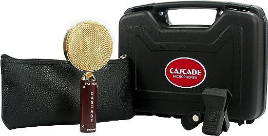 Cascade 98-G-A Ribbon Microphone