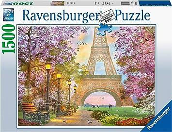 Ravensburger 16009 Findus am Big Ben 1500 Teile Erwachsenenuzzle