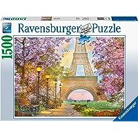 Ravensburger Puzzle, Paris Romance, 1500 Parça