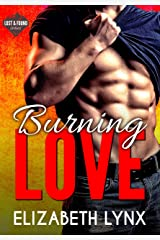 Burning Love (Lost and Found Book 3) Kindle Edition