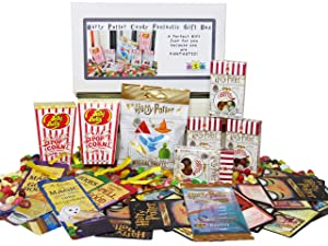 Harry Potter Candy Fantastic Gift Box
