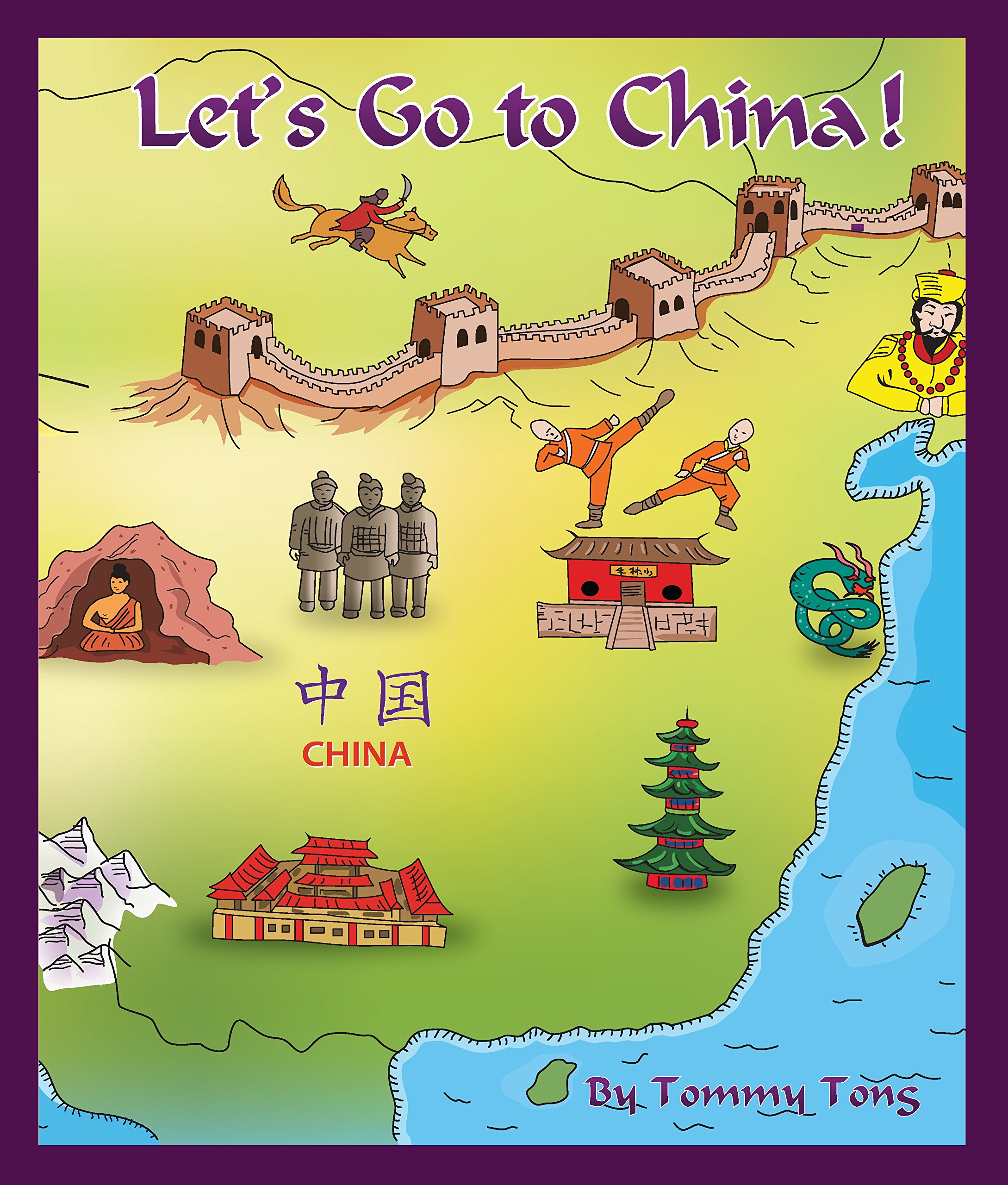 Read Online Let's Go to China! (China for kids) PDF