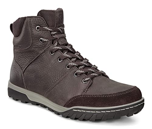 ed2212b694 ECCO Mens Urban Lifestyle High Hiking Shoe: Amazon.ca: Shoes & Handbags