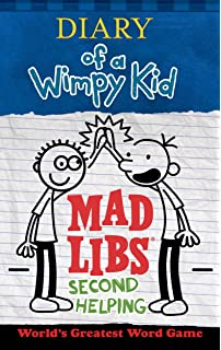 The wimpy kid movie diary how greg heffley went hollywood diary of diary of a wimpy kid mad libs second helping solutioingenieria Image collections