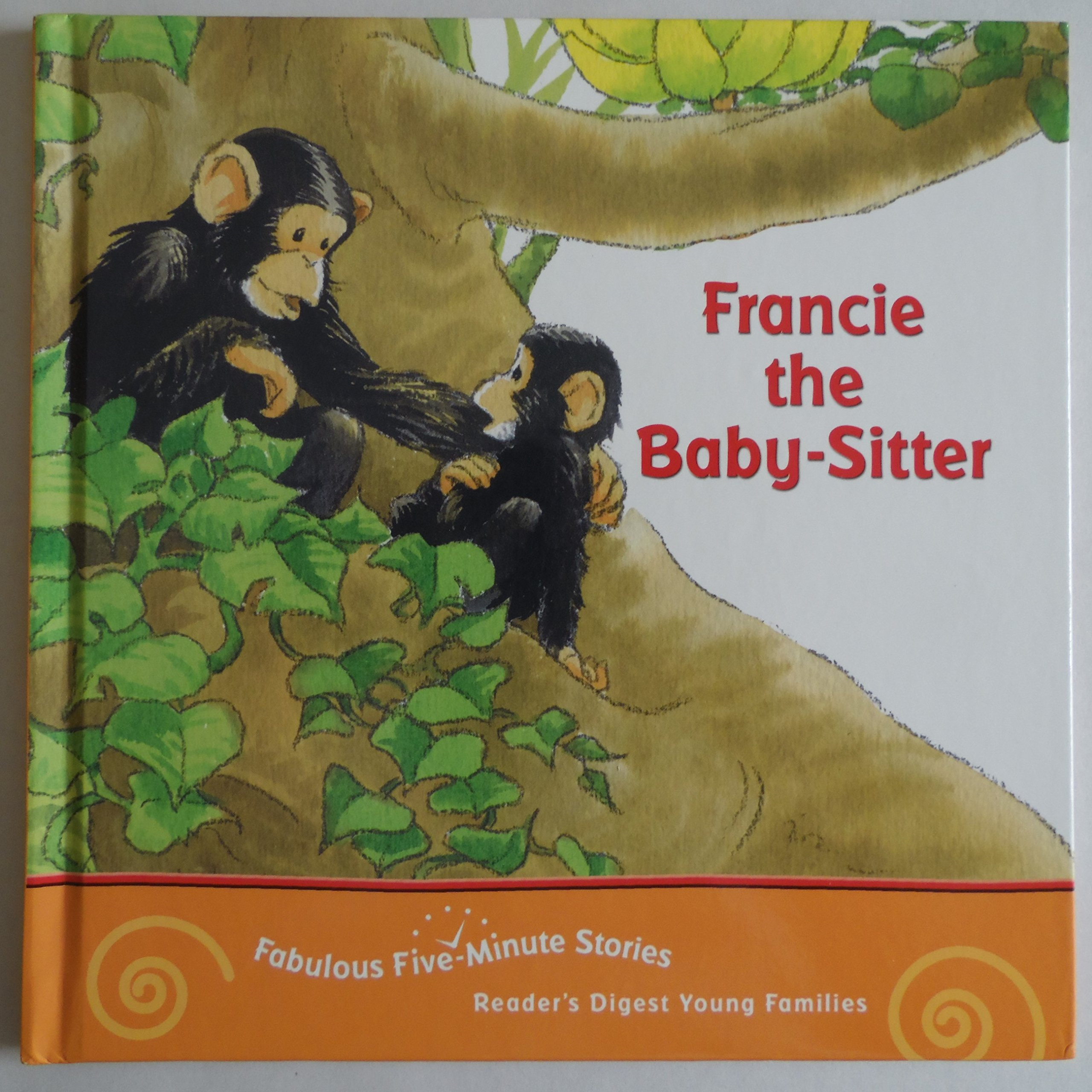 amazon francie the baby sitter fabulous five minute stories